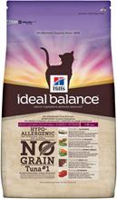 Заказать Hills Ideal Balance Adult Tuna & Potato No-Grain Feline / Сухой корм для Кошек Беззерновой с Тунцом и Картофелем по цене 1180 руб