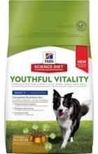 Заказать Hills Science Plan Youthful Vitality Canine Medium 7+ Chicken / Сухой корм для Пожилых собак Средних пород Курица с рисом по цене 450 руб
