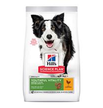 Заказать Hills Science Plan Youthful Vitality Medium Mature Adult 7+ Chicken / Сухой корм для собак Средних пород старше 7 лет Курица с рисом по цене 5110 руб