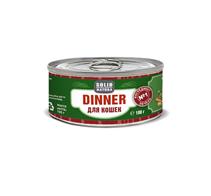 Заказать Solid Natura Dinner / Консервы Беззерновые для кошек Печень Цена за упаковку по цене 1050 руб