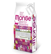 Monge Cat Sensitive / Сухой корм Монж для кошек с Чувствительным пищеварением