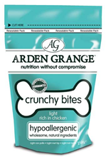 Arden Grange Crunchy Bites Light Chicken / Лакомство Ардэн Грэндж для собак Низкокалорийное с Курицей