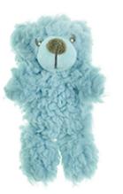 """Aromadog / Игрушка Аромадог для собак """"Мишка малый"""" Голубой"""