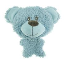 """Aromadog Big Head / Игрушка Аромадог для собак """"Мишка"""" Голубой"""