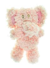 """Aromadog / Игрушка Аромадог для собак """"Слон малый"""" Розовый"""