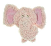 """Aromadog Big Head / Игрушка Аромадог для собак """"Слон"""" Розовый"""
