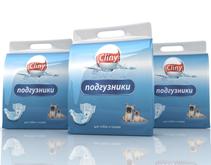 Cliny / Подгузники Клини для животных