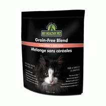 Заказать Holistic Blend My Healthy Pet Grain-Free Blend Turkey & Chicken / Сухой корм Беззерновой для кошек Индейка Цыпленок по цене 910 руб