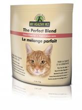 Заказать Holistic Blend My Healthy Pet The Perfect Blend Chicken & Ocean Fish / Сухой корм для кошек Цыпленок Белая рыба по цене 1990 руб
