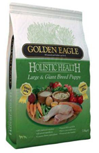 Заказать Golden Eagle Large & Giant Puppy / Сухой корм для Щенков крупных и гигантских пород по цене 3430 руб