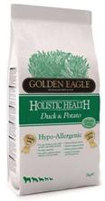 Golden Eagle Duck & Potato / Сухой Беззерновой корм Голден Игл для cобак Гипоаллергенный Утка
