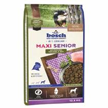 Заказать Bosch Maxi Senior Geflugel & Reis / Сухой корм для Пожилых собак Крупных пород Птица с Рисом по цене 570 руб