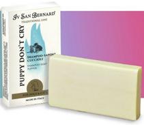"Iv San Bernard Traditional Line Shampoo sapone Puppy don't cry / Шампунь-мыло Ив Сан Бернард для Щенков и Котят ""Без слез"""