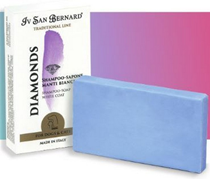 Iv San Bernard Traditional Line Dianonds Shampoo-sapone / Шампунь-мыло Ив Сан Бернард Отбеливание и восстановление яркости окраса