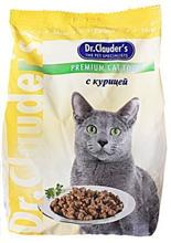 Заказать Dr Clauder / Курица Сухой корм для кошек по цене 80 руб