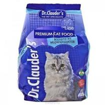 Заказать Dr Clauder / Ассорти из морепродуктов Сухой корм для кошек по цене 80 руб