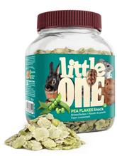 Little One Snack Pea / Лакомство Литтл Уан для грызунов Плющеный горох