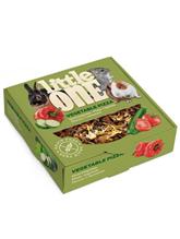 Little One Vegetable pizza / Лакомство-игрушка Литтл Уан для грызунов Овощная пицца