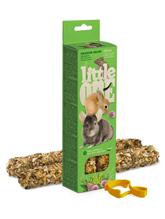 Little One Sticks Meadow grass / Палочки Литтл Уан для Морских свинок Кроликов Шиншилл Луговые травы