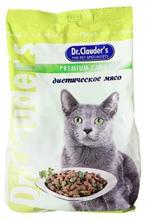 Заказать Dr Clauder / Диетическое мясо Сухой корм для кошек по цене 80 руб