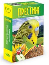 Заказать Престиж Корм для Волнистых попугаев по цене 80 руб
