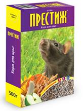 Заказать Престиж Корм для Крыс по цене 90 руб