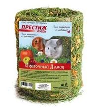 """Престиж / Лакомство """"Сказочный Домик"""" для Шиншилл и Кроликов"""