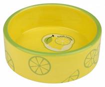 Заказать Trixie Fresh Fruits / Миска Керамическая Желтая по цене 440 руб
