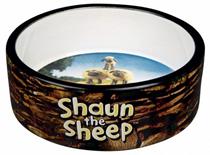 Заказать Trixie Shaun the Sheep / Миска Керамическая Коричневая по цене 380 руб