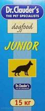 Заказать Dr Clauder Junior / Сухой корм для Щенков по цене 2440 руб