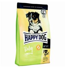 Happy Dog Baby Lamb & Reis / Сухой корм Хэппи Дог для Щенков в возрасте с 1 по 6 месяц Ягненок с Рисом
