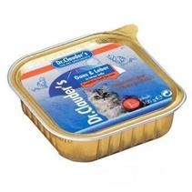 Заказать Dr Clauder / Ламистер Гусь и печень Консервы для кошек Цена за упаковку по цене 1300 руб