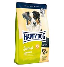 Happy Dog Junior Lamb & Reis / Сухой корм Хэппи Дог для Юниоров в возрасте с 7 по 18 месяц Ягненок с Рисом