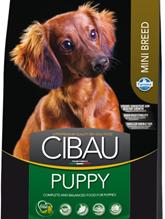 Farmina Cibau Puppy Mini Breed / Сухой корм Фармина для Щенков, Беременных и Кормящих собак Мелких пород