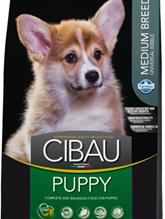 Farmina Cibau Puppy Medium Breed / Сухой корм Фармина для Щенков, Беременных и Кормящих собак Средних пород