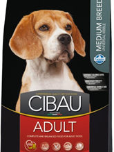 Заказать Farmina Cibau Adult Medium Chicken / Сухой корм для собак Средних пород Курица по цене 970 руб