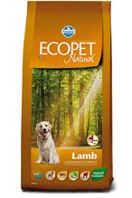 Заказать Farmina Ecopet Natural Lamb Maxi / Сухой корм для собак Крупных пород с Чувствительным пищеварением и Аллергией Ягненок по цене 3070 руб