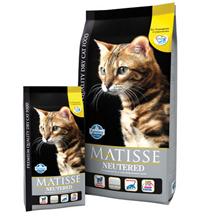 Farmina Matisse Neutered / Сухой корм Фармина для взрослых Стерилизованных кошек и Кастрированных котов