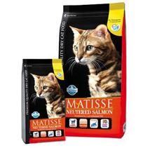 Farmina Matisse Neutered Salmon & Tuna / Сухой корм Фармина для взрослых Стерилизованных кошек и Кастрированных котов Лосось с Тунцом
