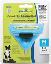 FURminator FURflex Comfort Edge deShedding Head Medium Dog / Насадка Фурминатор Фурфлекс против Линьки для собак Средних пород