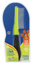 Заказать FURminator Small Finishing Comb / Расческа Фурминатор Маленькая зубцы вращающиеся 20 мм по цене 820 руб