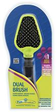 Заказать FURminator Dual Brush / Щетка Фурминатор Двухсторонняя зубцы 12 мм по цене 900 руб