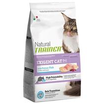 Trainer Natural Exigent Cat with Ocean Fish / Сухой корм Трейнер для Привередливых кошек с Океанической рыбой