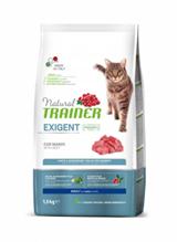 Trainer Natural Exigent Cat Beef / Сухой корм Трейнер для Привередливых кошек с Говядиной