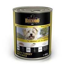 Belcando Turkey with Rice / Консервы Белькандо для собак Индейка с рисом (цена за упаковку)