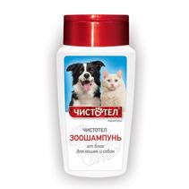 Чистотел / Зоошампунь для кошек и собак Универсальный от Блох Вшей Власоедов