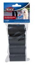 Trixie / Пакеты Трикси для уборки за собаками 3 л Черные