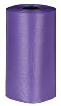 Trixie / Пакеты Трикси для уборки за собаками М Запах Лаванды Сиреневые