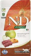 Farmina N&D Pumkin Line Adult Pumpkin Venison Grain free / Сухой Беззерновой корм Фармина для взрослых кошек Оленина с Тыквой