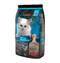 Leonardo Kitten / Сухой корм Леонардо для Котят, беременных и кормящих Кошек Птица